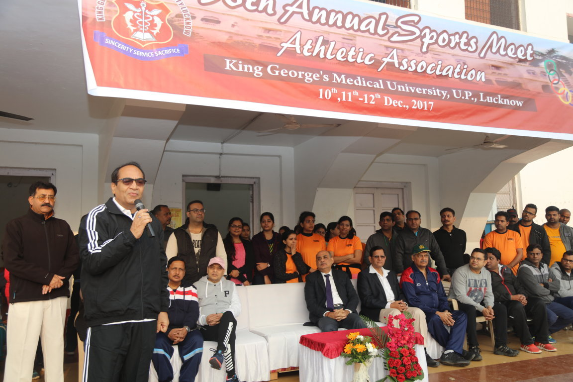 98th Annual Sports Meet