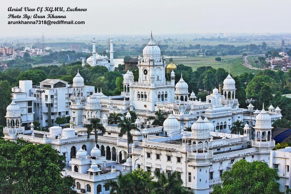 King George's Medical University, Chowk, Lucknow U.P. INDIA ::